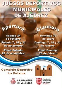 Juegos Deportivos Municipales (Aplazado)