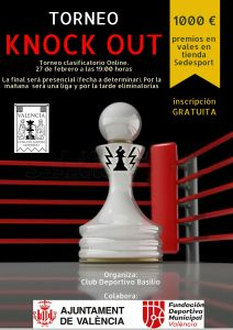Torneo «Knock Out» C.D. Basilio