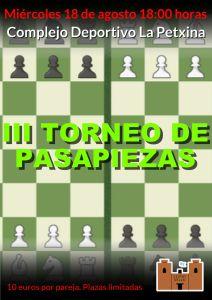 Torneo Pasapiezas