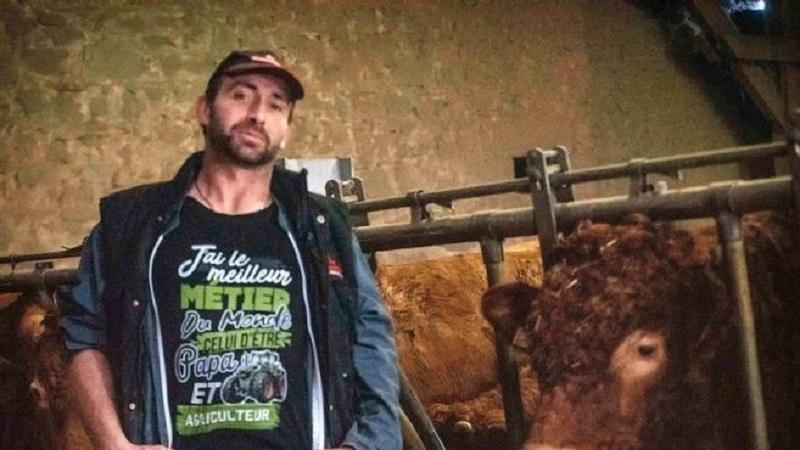 «Ma sœur m'a enlevé deux fois le fusil des mains» : un éleveur de Corrèze raconte comment il a remonté la pente