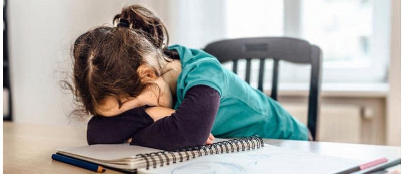 Burn-out : les enfants aussi ?