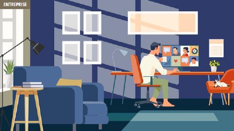 Le télétravail augmente la productivité des cadres, mais aussi leur fatigue