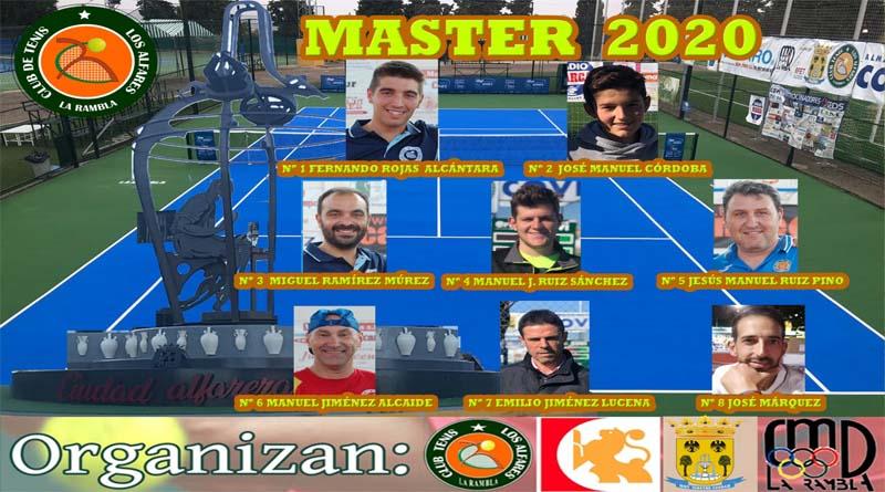 máster de tenis 2020, la rambla