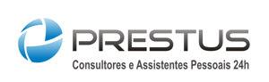 Prestus logotipo