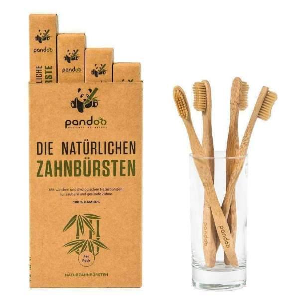 Tandenborstel-bamboe