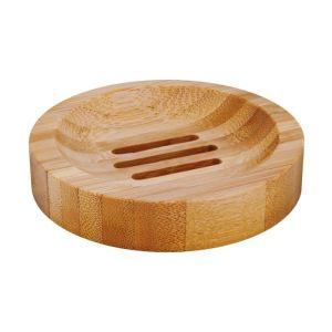zeepbakje-bamboe-rond