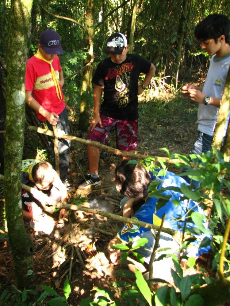 Acampamento Dínamis 2009 (2/6)