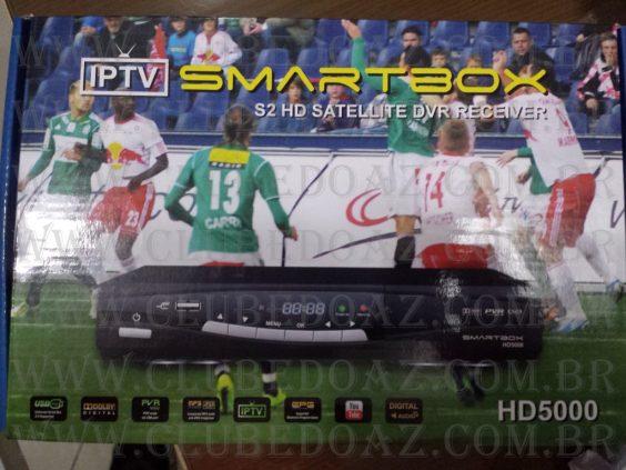 SmartBox HD500 caixa