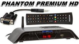 Phantom Premium HD Atualização Janeiro 2016 SKS 61w