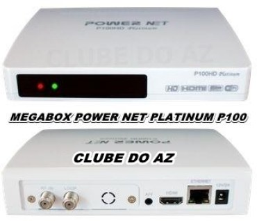 MEGABOX POWER NET PLATINUM P100-HD