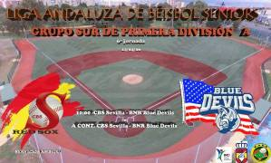 5ª Jornada Sevilla Red Sox vs BNR Blue Devils