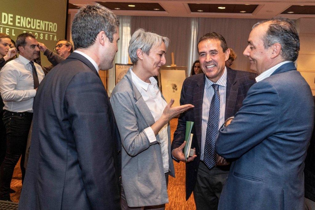 Directores de medios de comunicación valencianos analizan los resultados de las elecciones del 28A en el Club de Encuentro18