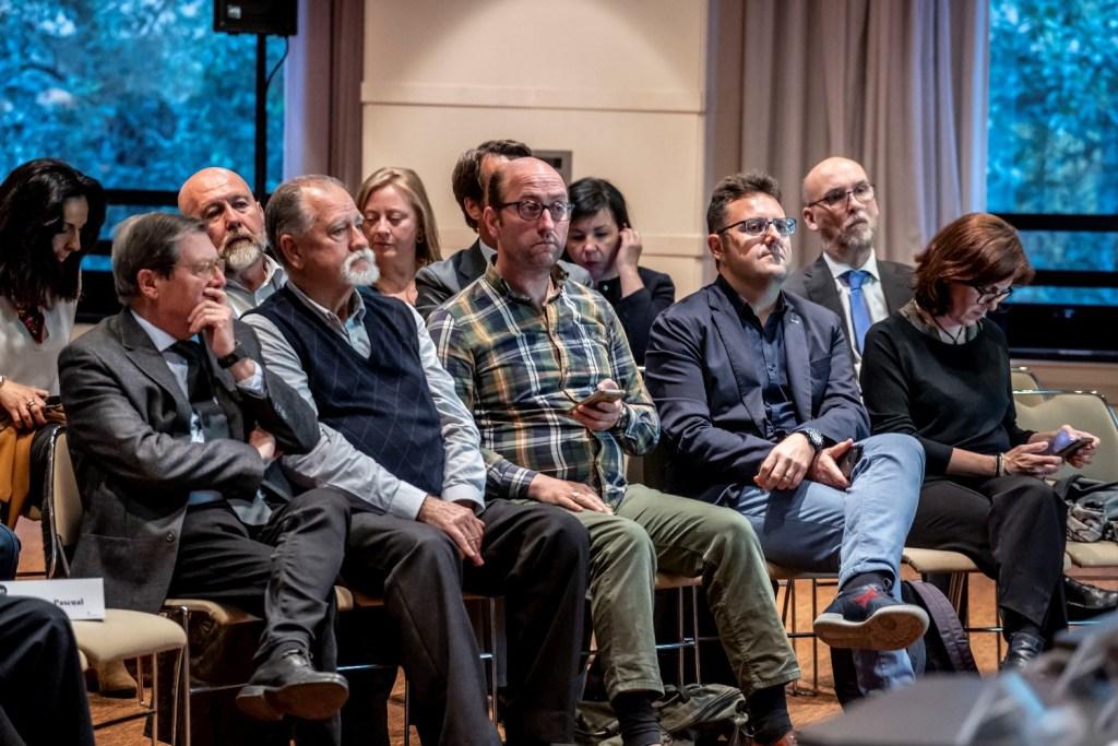 Directores de medios de comunicación valencianos analizan los resultados de las elecciones del 28A en el Club de Encuentro23