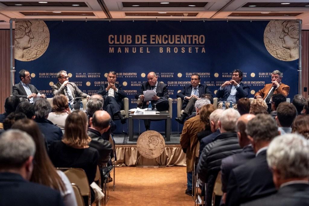 Directores de medios de comunicación valencianos analizan los resultados de las elecciones del 28A en el Club de Encuentro24