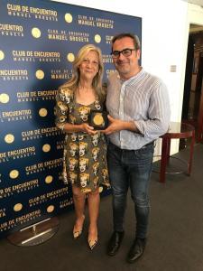 El Club de Encuentro entrega sus medallas a directores de medios de comunicación valencianos VI
