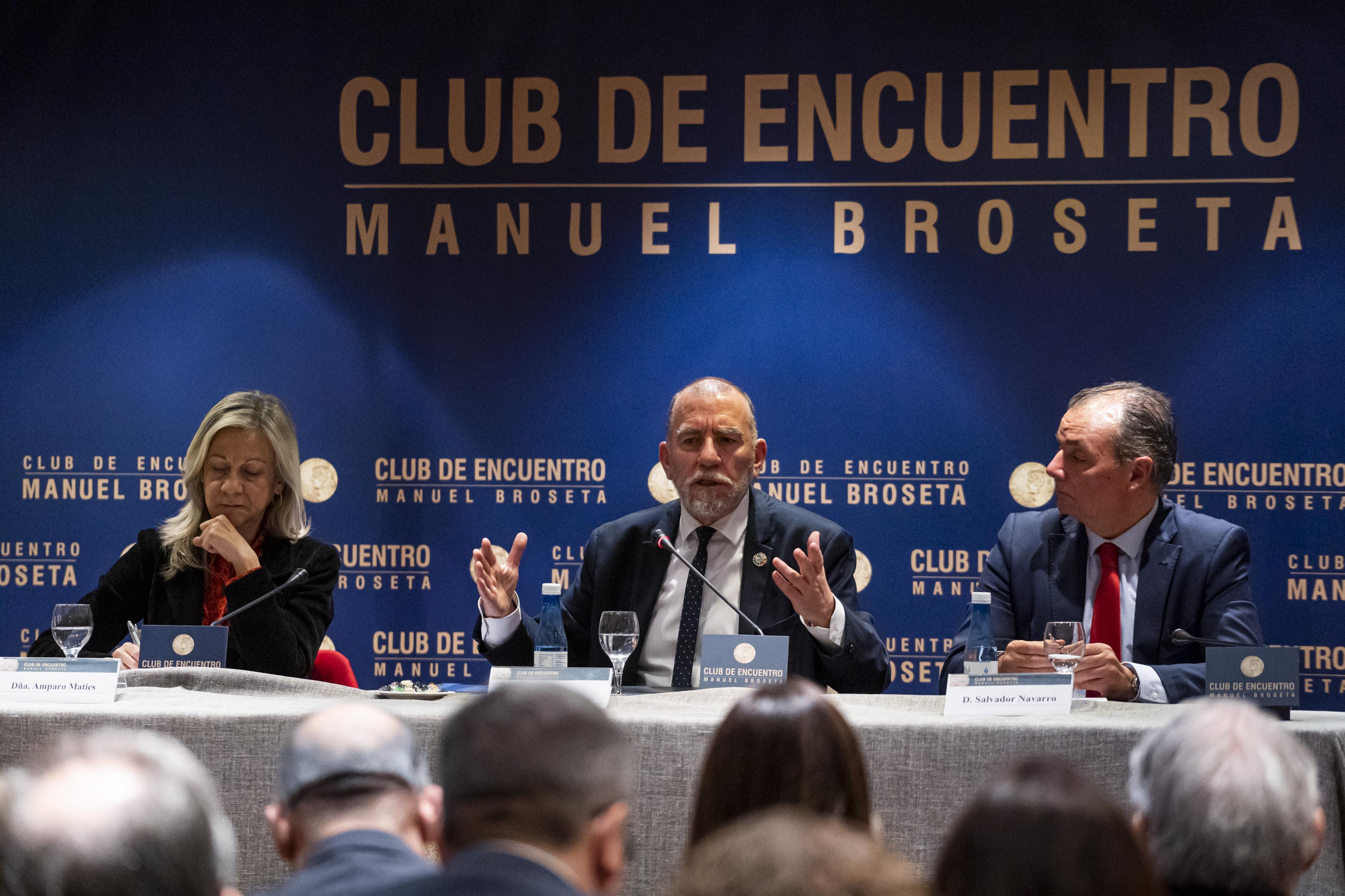 """Joaquín Nieto """"Estamos viviendo un verdadero cambio de época que afectará de una manera determinante al trabajo"""" 36"""