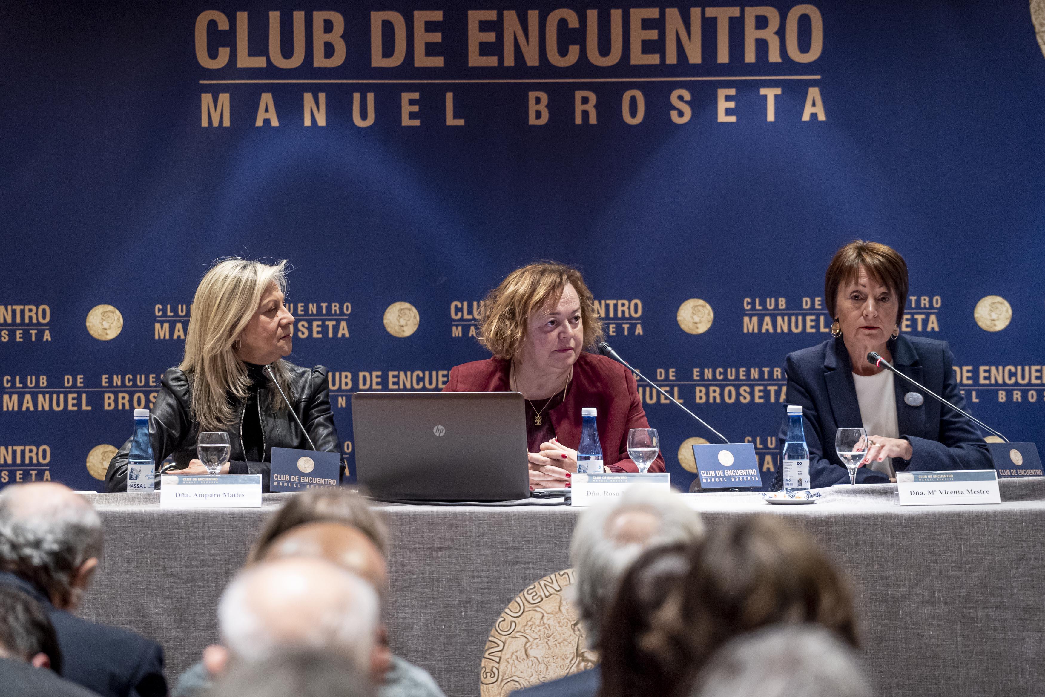 Rosa Menéndez, Los restos científicos son de todos, científicos, empresas y administraciones 19
