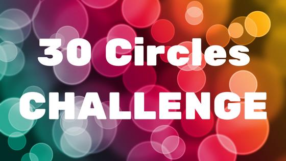 30 Circles Challenge: Creative Icebreaker Activity with FREE