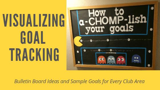 Visualizing Goal Tracking Club Experience Blog