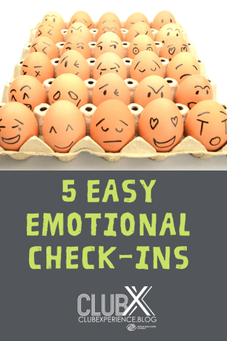 emotional check-ins pin