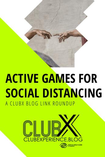 social distanced games pin