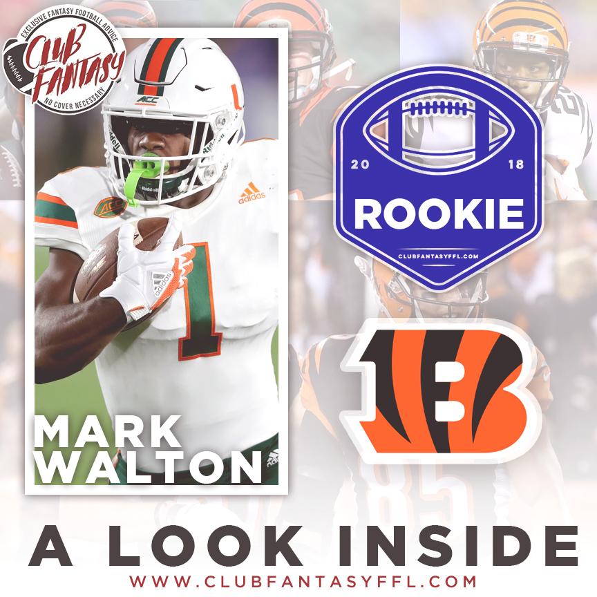 09_Mark Walton_ Bengals