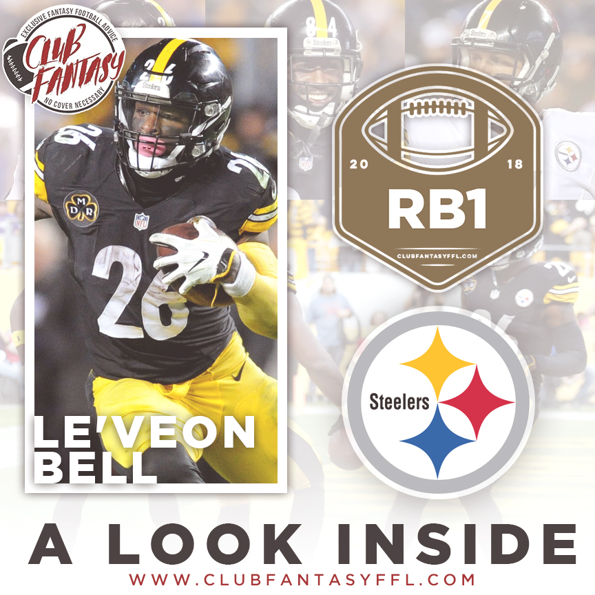 04_Le'Veon Bell_Steelers