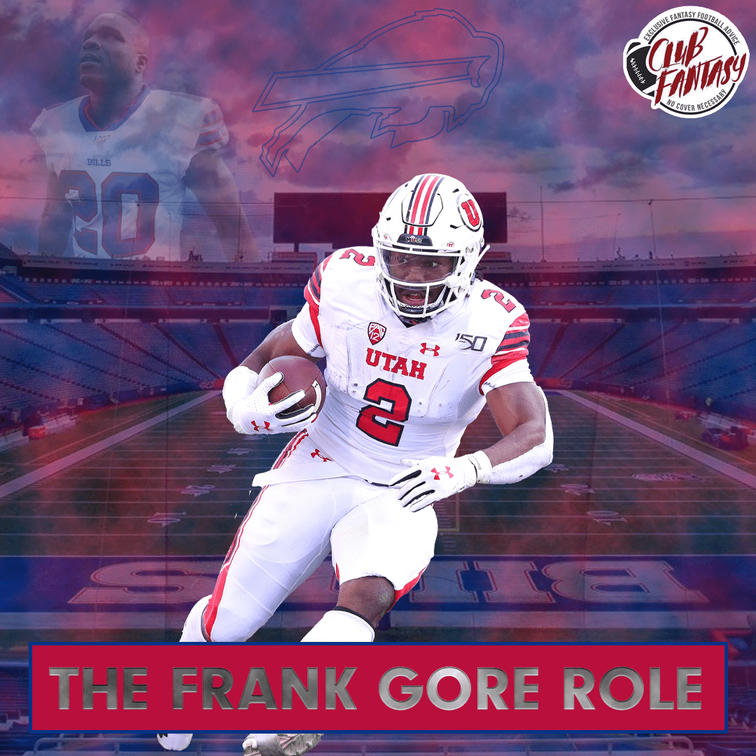 The Frank Gore Role