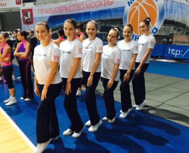Студия гимнастики «ЗвёзДОЧКИ»