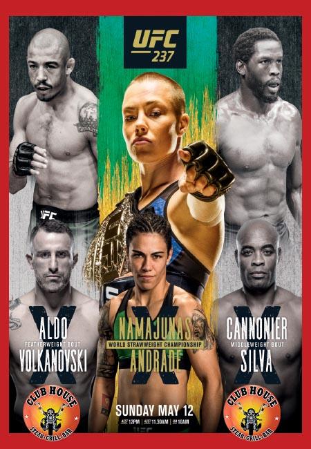 UFC 237 Live Clubhouse Sanur