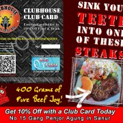 Get 10% Off with a Club Card - Get One Today