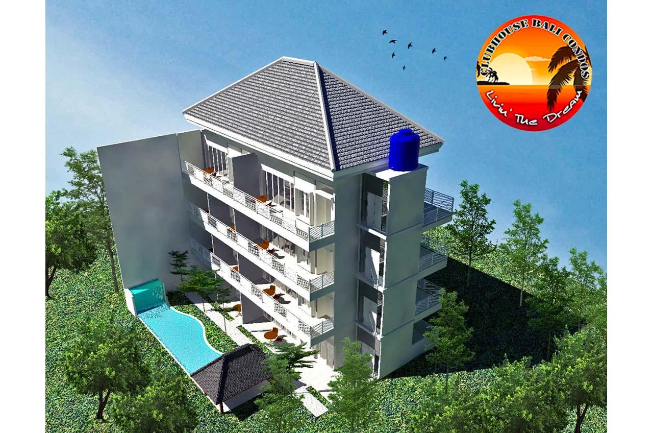Clubhouse Bali Condos 3D 04