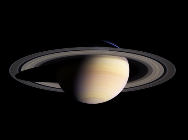 What Saturn Looks Like From Earth