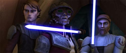 The Clone Wars: The Gungan General