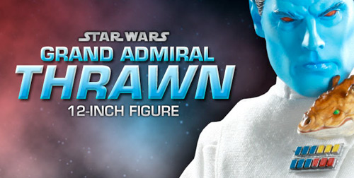 Sideshow's Grand Admiral Thrawn