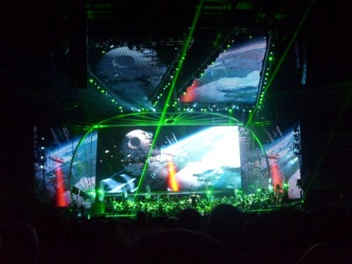 The Empire attacks at Star Wars: In Concert in Atlanta