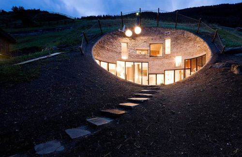 Villa in Vals
