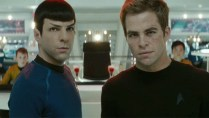 Abrams' first Star Trek