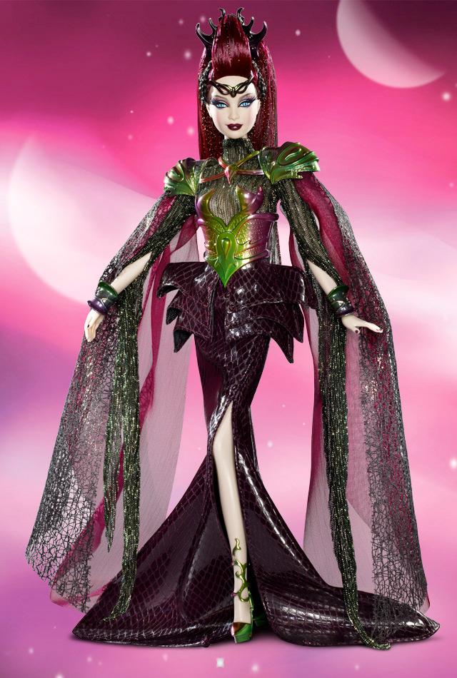 alien barbie
