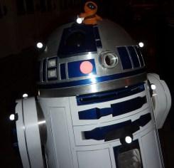 R2-D2 at LFL screening with Jawa