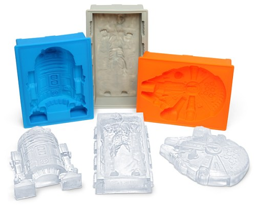 Star Wars Deluxe Silicone Mold