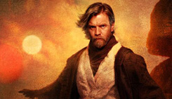 Chris McGrath's alternate Kenobi cover. (Detail.)