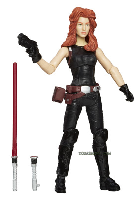 Hasbro's Black Series Mara Jade