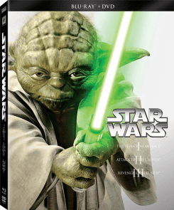 It's official: Both Star Wars trilogies to be rereleased as Blu-Ray/DVD combo packs in October (1/2)