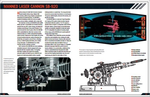 Death Star Owners Technical Manual spread
