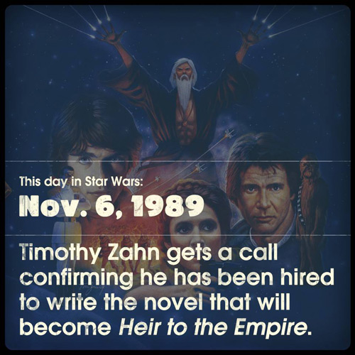 This Day in Star Wars