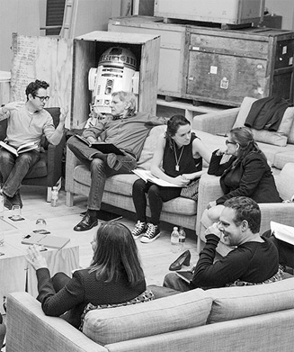 Analysis: Thoughts on the Episode VII cast (1/2)