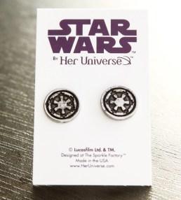 Her Universe Imperial earrings