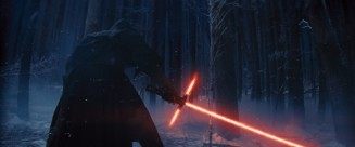 GMA: The Force Awakens teaser voiceover is indeed Andy Serkis, and about that final lightsaber sound...