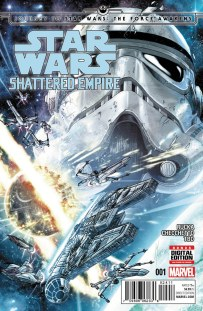Shattered Empire #1 (variant)
